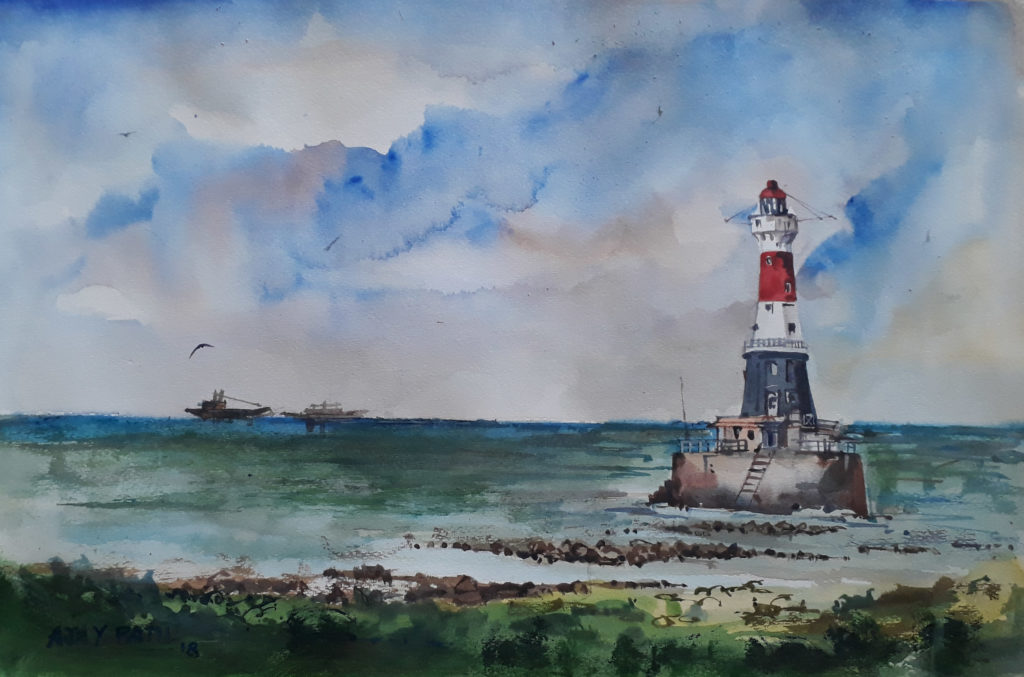 Prongs Lighthouse