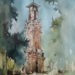 Byculla Zoo Clock Tower